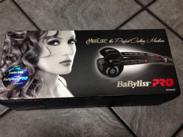 BaByliss Lockendreher MiraCurl - Friseur Version